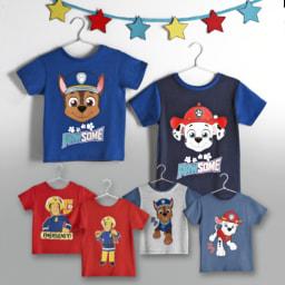 T-shirt Reversível para Menino