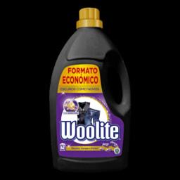 Woolite Detergente Máquina Roupa Líquido Proteção Roupa Escura
