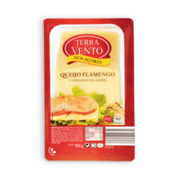 TERRA DO VENTO® Queijo Flamengo Fatiado Pack Familiar
