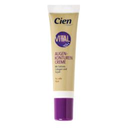 Cien® Creme para Contorno de Olhos Anti-rugas Q10/ Vital