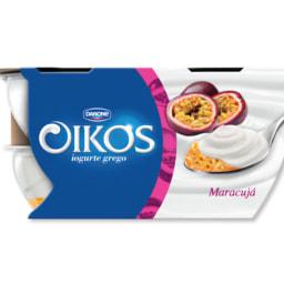 Danone® Iogurte Oikos Maracujá/ Natural Açucarado
