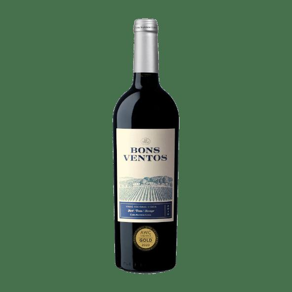 BONS VENTOS Vinho Tinto Regional