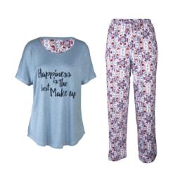 ESMARA LINGERIE® Pijama Oversize