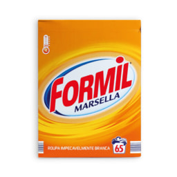 FORMIL® Detergente para Roupa Sabão Marselha