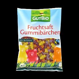 GUT BIO® Gomas de Fruta Biológicas