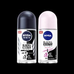Nivea Roll-on Invisible Black + White