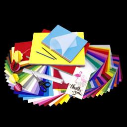 LIVING ART® Cartolina/ Papel de Cor