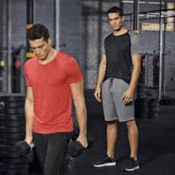 ACTIVE TOUCH® T-Shirt/ Calções de Desporto para Homem
