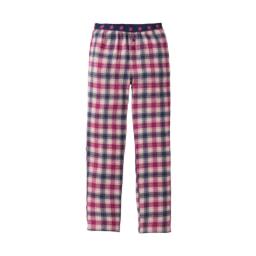 ESMARA LINGERIE® Calças de Pijama em Flanela