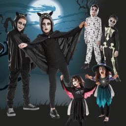 POCOPIANO® Disfarces de Halloween para Criança