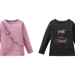 Lupilu® Camisola para  Menina 2 Unid.