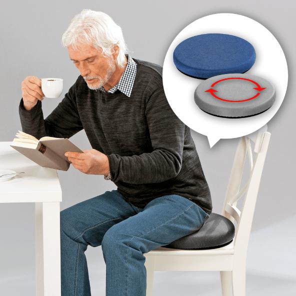 HOME CREATION® Almofada Ortopédica Rotativa