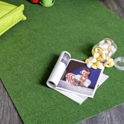 Garden Feelings® Tapete de Relva Artificial