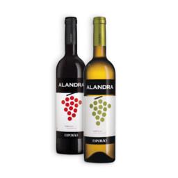 ALANDRA® Vinho de Mesa Tinto / Branco