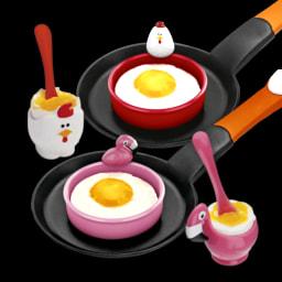 HOME CREATION® Copo/ Molde para Ovo