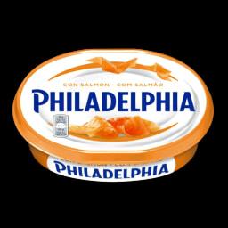 Queijo Creme Fresco para Barrar Salmão Philadelphia