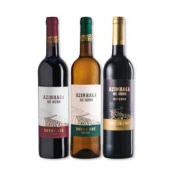 Vinho selecionados AZINHAGA DE OURO®