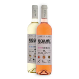ADEGAMÃE® Vinho Rosé/ Branco Regional Lisboa