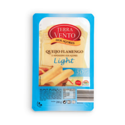 TERRA DO VENTO® Queijo Flamengo Light Fatiado