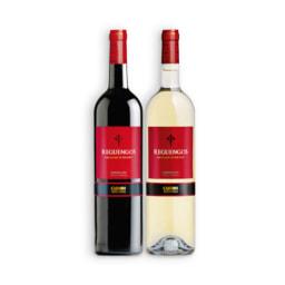 Vinhos selecionados REGUENGOS®