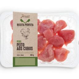 JARUCO® Peito de Peru aos Cubos
