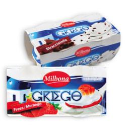 Iogurtes gregos selecionados MILBONA®