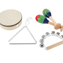 Conjunto de Instrumentos para Criança