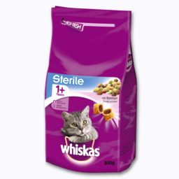 Alimento Seco para Gatos Esterilizados