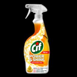 Spray de Cozinha Power & Shine Cif