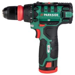 Parkside® Aparafusadora com Bateria 12 V