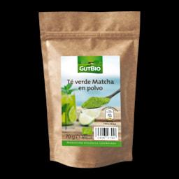 GUT BIO® Chá Matcha em Pó Biológico