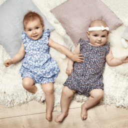 POCOPIANO® Conjunto/ Macacão para Bebé