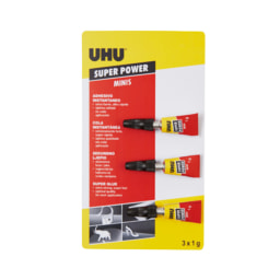 UHU® Super Cola 4,5 g/ 3x1 g