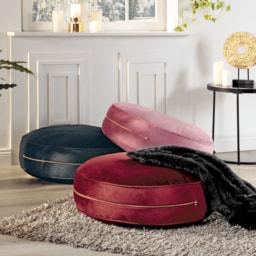 HOME CREATION® Almofada de Veludo para chão