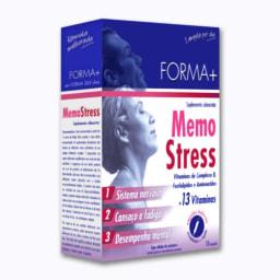 Forma+ Memória e Stress