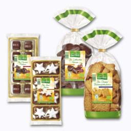 Biscoitos de Natal Biológicos