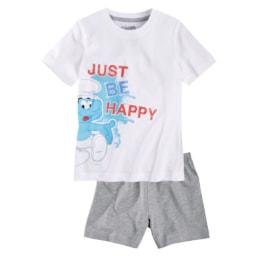 Pijama Curto para Menino/Menina