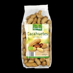GUT BIO® Amendoins Biológicos com Casca