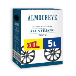 ALMOCREVE® Vinho Tinto / Branco Regional Alentejano BIB