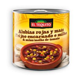 EL TEQUITO® Milho com Feijão