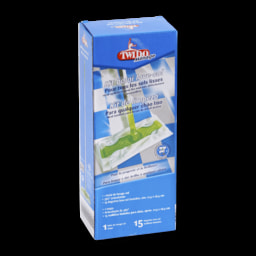TWIDO® Kit Limpeza para Chão