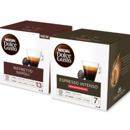 Nescafé® Cápsulas de Café
