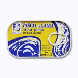 Atum Vasco da Gama em Óleo