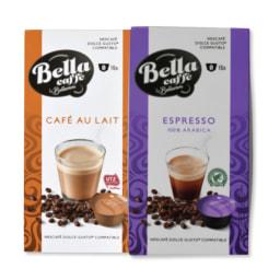 Bella Caffé® Cápsulas de Café