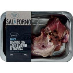 Carne de Porco Temperada