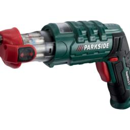 Parkside® Aparafusadora a Bateria com Pontas
