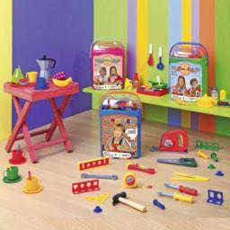 Conjunto Cozinha/Ferramentas para Criança