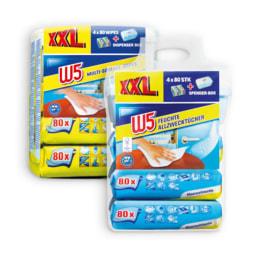 W5® Toalhetes Húmidos com Caixa