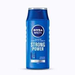 Nivea Men Shampoo Strong Power