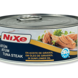 Nixe® Atum em Óleo Vegetal